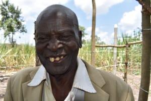 The Water Project: Makhwabuyu Community, Sayia Spring -  Boniface Sayia
