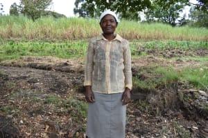 The Water Project: Makhwabuyu Community, Sayia Spring -  Knight Mukanda