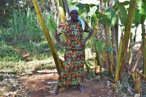 The Water Project: Mukhonje B Community, Peter Yakhama Spring -  Agnes Benson