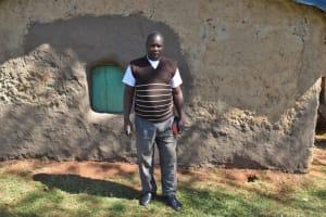 The Water Project: Mukhonje B Community, Peter Yakhama Spring -  Seth Lukonzo
