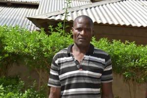 The Water Project: Shianda Community, Panyako Spring -  Portrait Of David Panyako