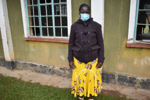The Water Project: Wavoka Primary School -  Teacher Josphine Waswa