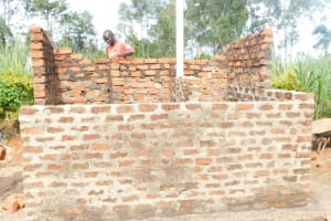The Water Project: St. Peter's Ebunga'le Primary School -  Constructing Vip Latrines