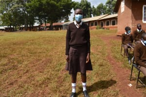 The Water Project: Kitagwa Secondary School -  Pauline