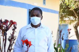 The Water Project: Kaketi Secondary School -  Ndumwa Nzue Principal