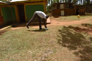 The Water Project: Indulusia Community, Osanya Spring -  Demonstration On Solar Disinfection