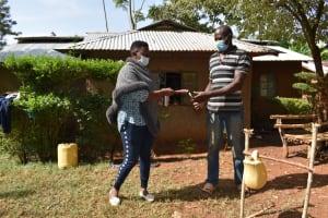 The Water Project: Shianda Community, Panyako Spring -  Dental Hygiene Session