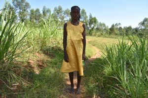 The Water Project: Shivagala Commmunity, Wekoye Spring -  Esther