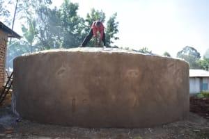 The Water Project: Friends Musiri Secondary School -  Dome Preparation
