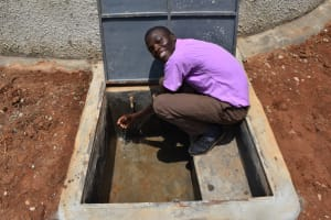 The Water Project: Friends Musiri Secondary School -  Happy Day