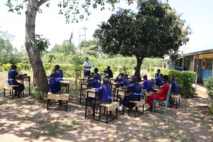 The Water Project: Mwikhupo Primary School -  Ongoing Training