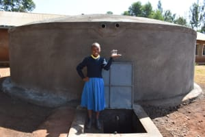 The Water Project: Kitagwa Primary School -  Gift With A Cup Of Clean Water