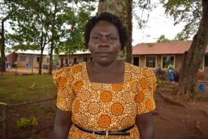 The Water Project: Kitagwa Primary School -  Teacher Catherine Okumu