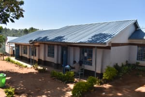 The Water Project: Bahati ADC Primary School -  Classrooms