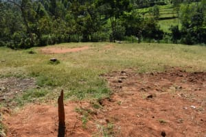 The Water Project: Bahati ADC Primary School -  School Playground