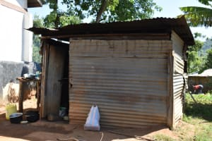 The Water Project: Bahati ADC Primary School -  Kitchen