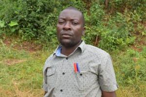 The Water Project: Itabalia Primary School -  Headteacher Jackson Etemesi