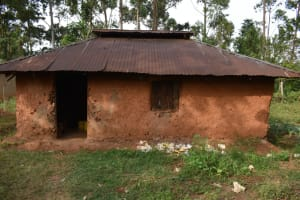 The Water Project: Itabalia Primary School -  Outside The Kitchen