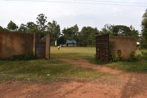 The Water Project: Itabalia Primary School -  School Gate