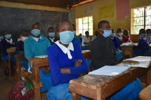 The Water Project: Itabalia Primary School -  Students In Class