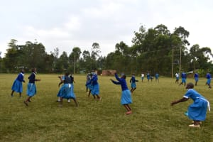 The Water Project: Itabalia Primary School -  Students Playing