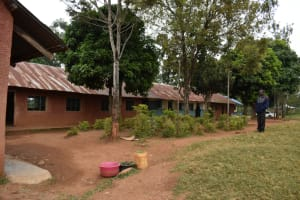 The Water Project: Itabalia Primary School -  Classrooms