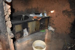 The Water Project: Itabalia Primary School -  Stove Inside The Kitchen