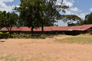 The Water Project: Gimariani Primary School -  School Compound