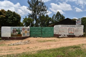 The Water Project: Gimariani Primary School -  School Main Gate