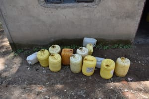 The Water Project: Gimariani Primary School -  Water Storage