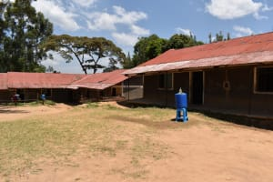 The Water Project: Gimariani Primary School -  Classroom Buildings