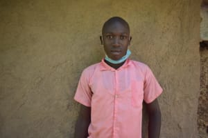 The Water Project: Itieng'ere Primary School -  Moses