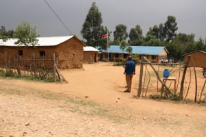 The Water Project: Muriola Primary School -  Entrance To Muriola Primary School