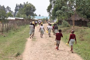 The Water Project: Muriola Primary School -  Going Back To School With Water