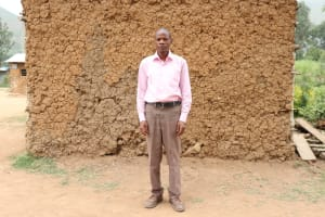 The Water Project: Muriola Primary School -  Teacher Samwel Shango