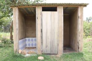 The Water Project: Muriola Primary School -  Boys Latrines