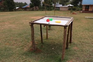 The Water Project: Muriola Primary School -  Dishrack