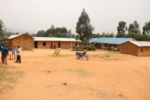 The Water Project: Muriola Primary School -  School Grounds