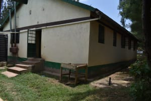 The Water Project: Ebukuya Special School for the Deaf -  Kitchen