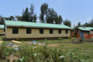 The Water Project: Ebukuya Special School for the Deaf -  School Buildings
