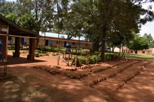 The Water Project: Ebukuya Special School for the Deaf -  School Setup