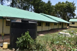 The Water Project: Ebukuya Special School for the Deaf -  Dormitories