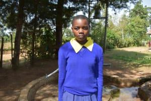 The Water Project: Namushiya Primary School -  Sharon