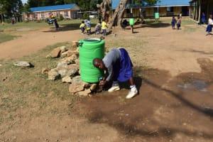 The Water Project: Namushiya Primary School -  Handwashing