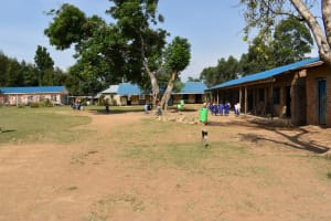 The Water Project: Namushiya Primary School -  School Layout