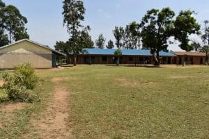 The Water Project: Namushiya Primary School -  School Set Up