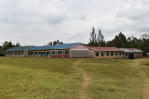 The Water Project: Salvation Army Matioli Secondary School -  Classroom Buildings