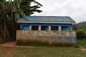 The Water Project: Friends Mudindi Village Primary School -  Latrine Block