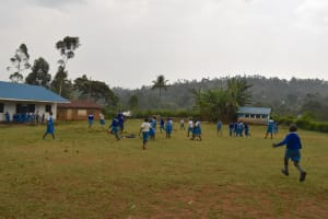 The Water Project: Friends Mudindi Village Primary School -  Students On The Playground