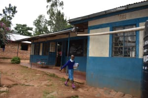 The Water Project: Friends Mudindi Village Primary School -  Classroom Buildings